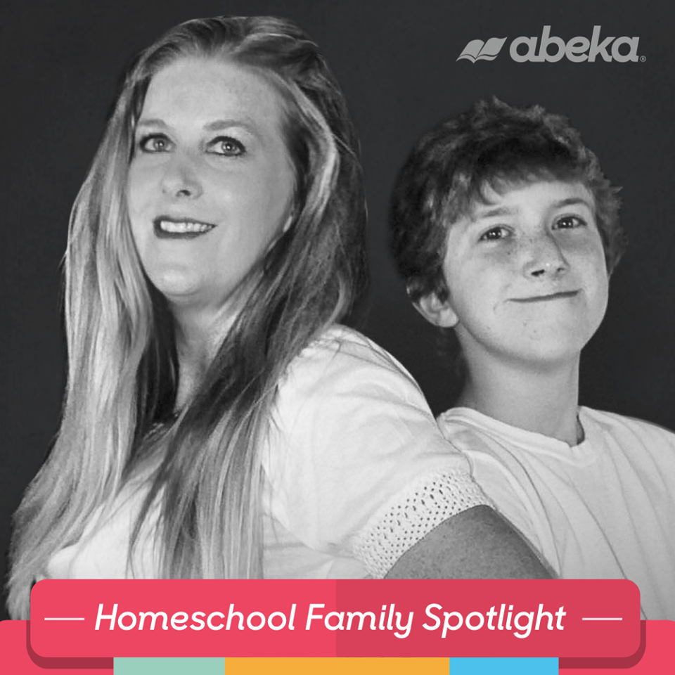 Abeka Homeschool Mom Spotlight