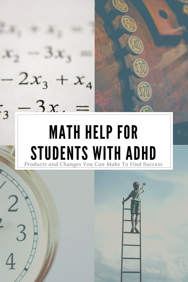 Math Help for Students With ADHD
