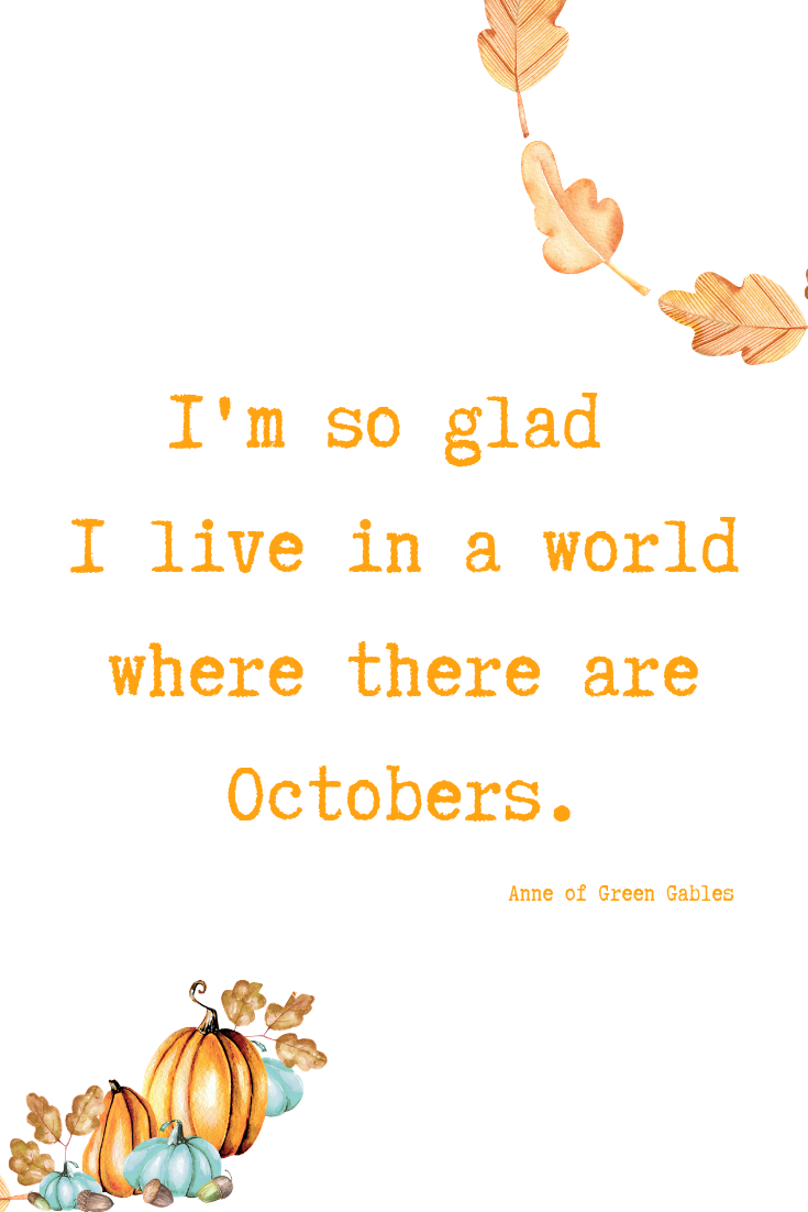 October Quote