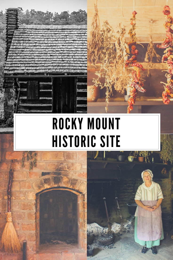 Rocky Mount Historic Site