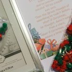 Dr. Suess Christmas Craft Supplies from Dollar Tree