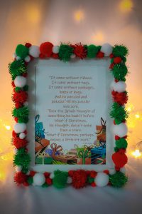 Doctor Suess Frame