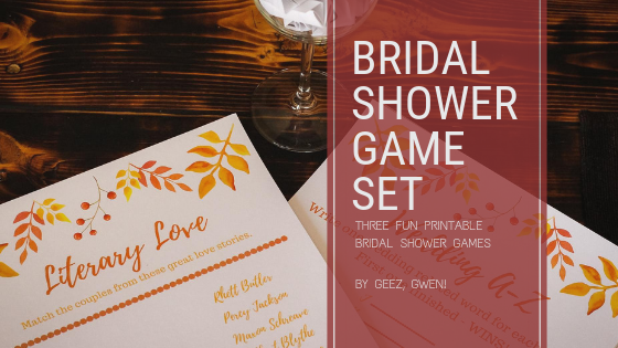 fun printable bridal shower games geez gwen