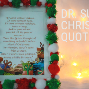 dr suess chirstmas quote Archives