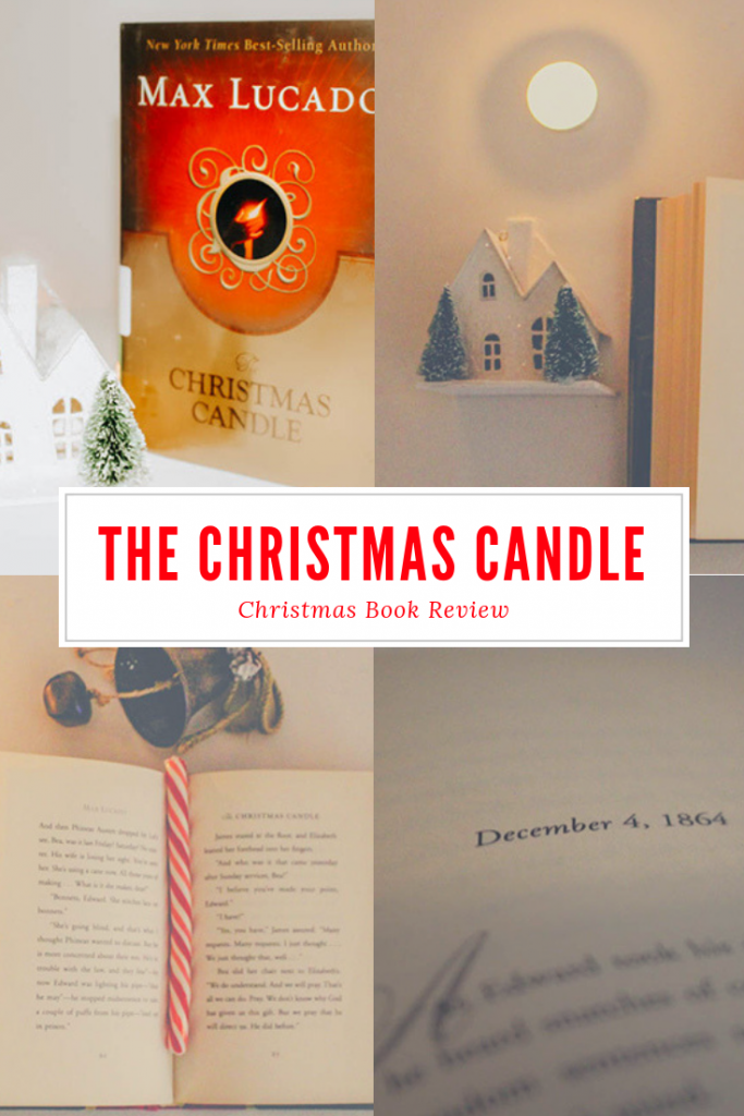 The Christmas Candle Christmas Book Review