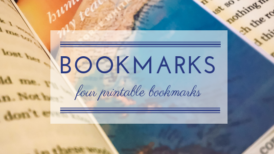 Homeschool Bookmarks