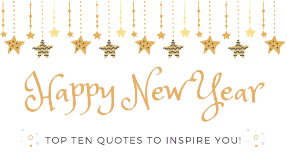 New Years Quotes and Sayings - Top Ten List - Geez, Gwen!