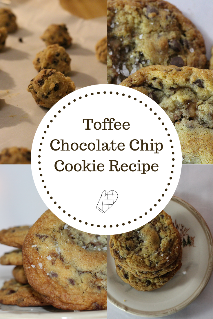 Toffee Cookie Recipe