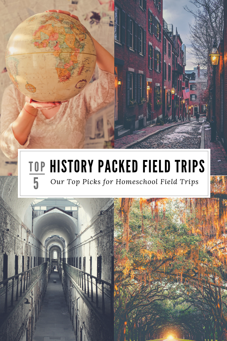 great trips for history lovers