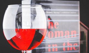 Wine and Book Review
