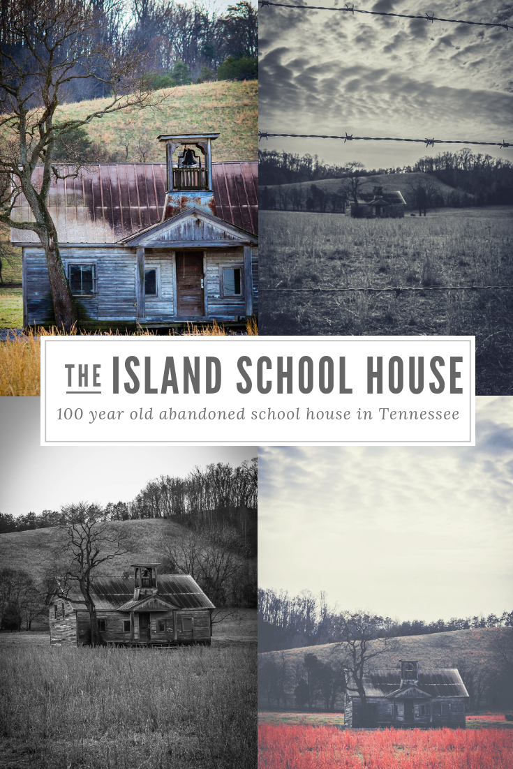 The Island Schoolhouse Abandoned Places