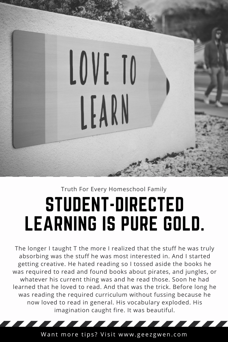 Student Directed Learning