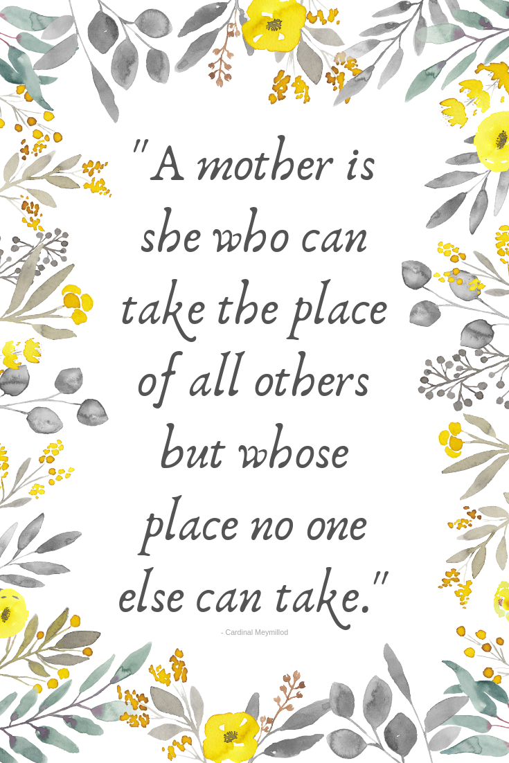 Great Quotes About Mothers