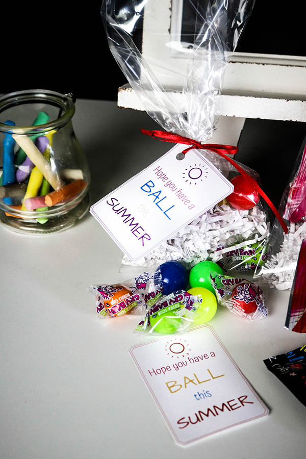 Hope You Have A Ball Student Gift Bag