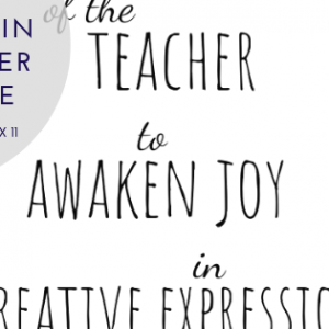 Einstein Teacher Appreciation Saying Printable