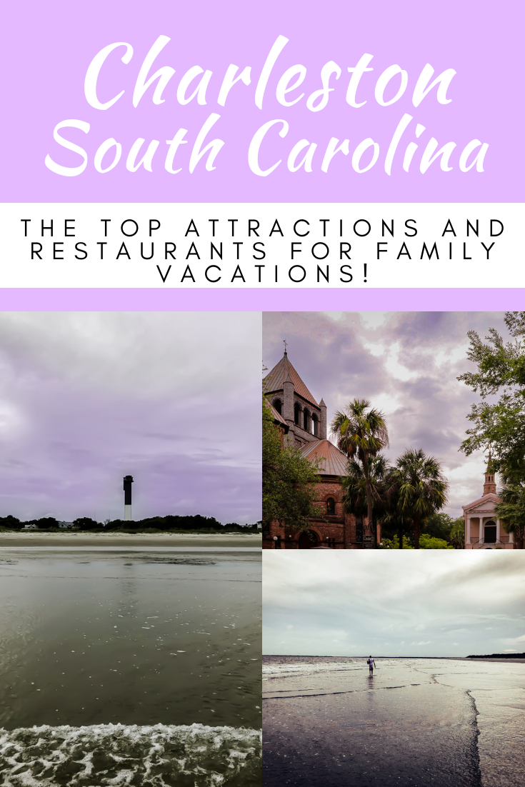 Charleston South Carolina Vacation