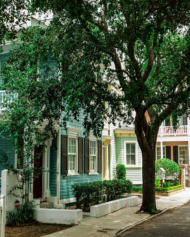 Historic Charleston Residences