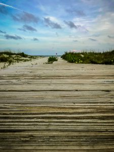 Boardwalk to Sullivan's Island Beach