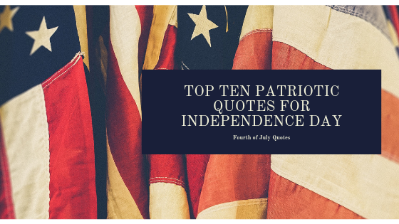 Best Fourth of July Quotes
