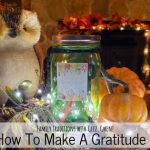 How To Make Your Family A Gratitude Jar