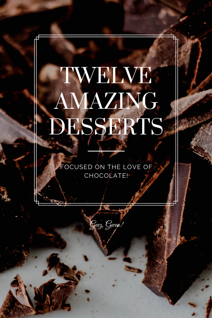 Amazing Chocolate Dessert Recipes