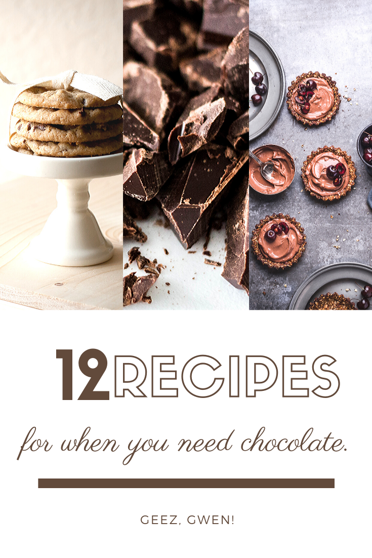 12 Amazing Chocolate Dessert Recipes