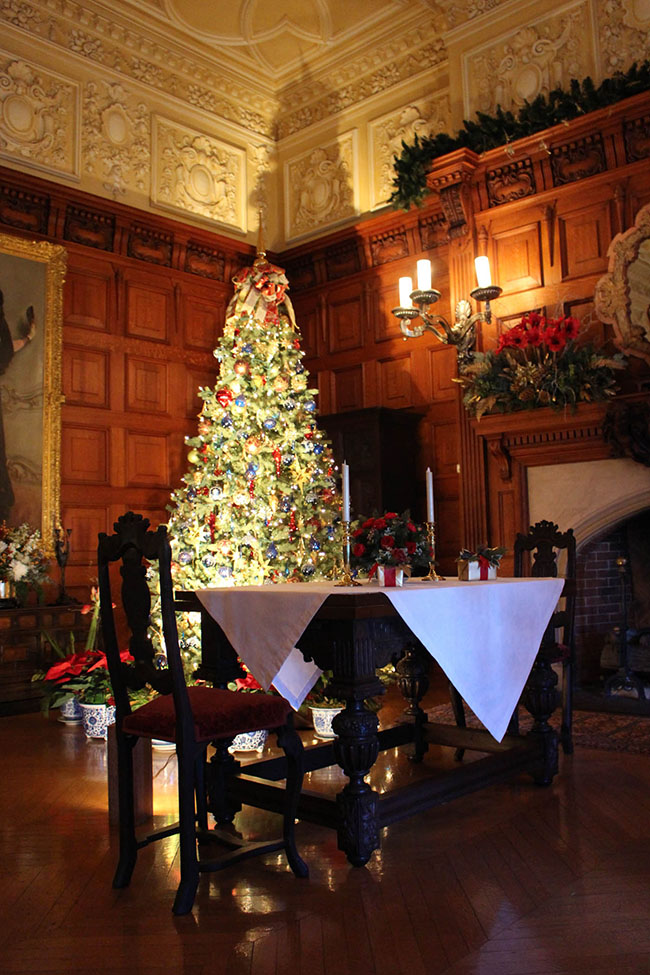 A Table at Biltmore House