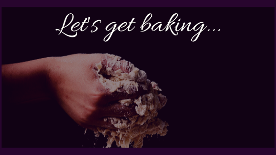 Let's get baking cookes