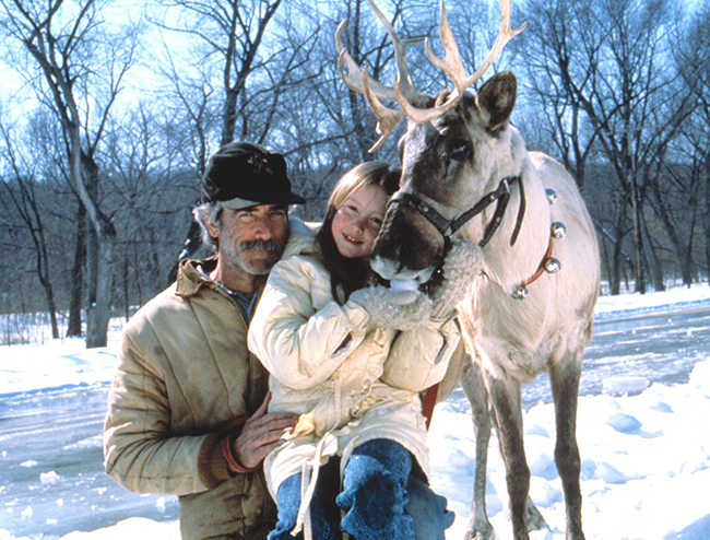 Prancer Christmas movie
