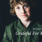 November's Thirty Days of Gratitude – Day Three