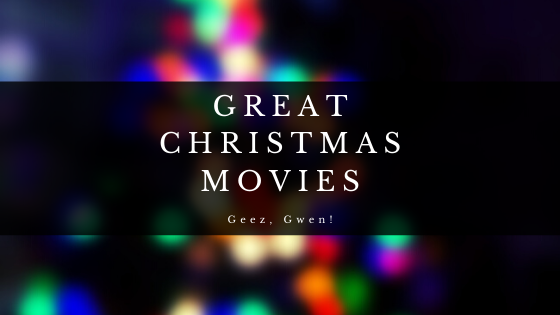Great Christmas Movies List