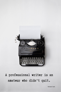 Bach Quote for Writers