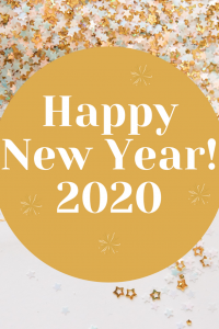 Happy New Year Print for 2020