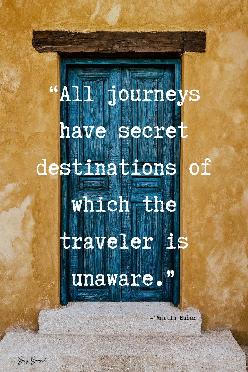 All Journeys Quote For Explorers