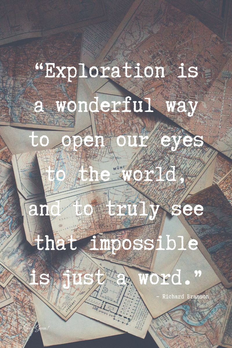 Exploration Quote
