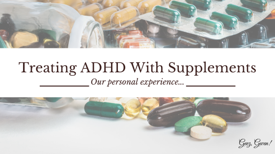 Treating ADHD naturally