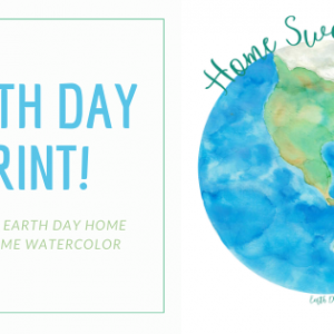 Earth Day Print