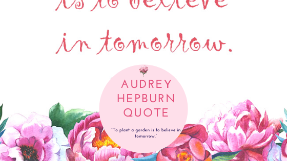 Famous Audrey Hepburn Quotes and Sayings - Print now.