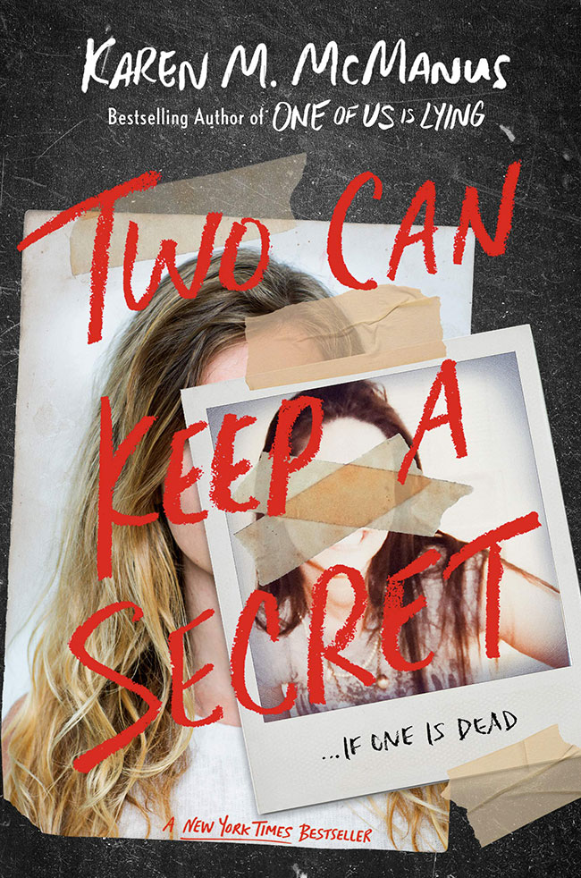Best Mystery Book To Read - Book Recommendation for Two Can Keep A Secret by Karen McManus