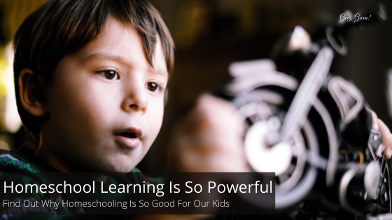 Why Homeschool Is Good For Our Kids and A Powerful Opportunity