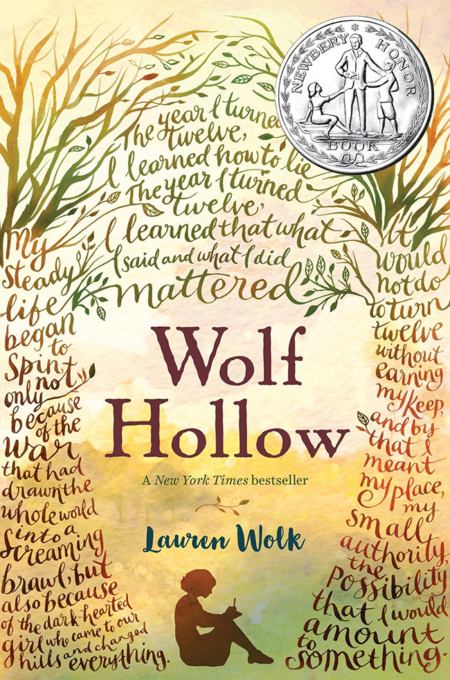 Wolf Hollow Book Review and Book Recommendation - Must Read - Beautiful Story - Every student should read this book about bullying, it is transformative and packing powerful lessons.