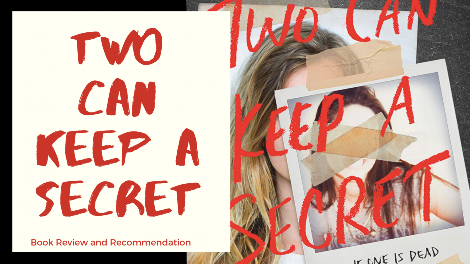 Two Can Keep A Secret Mystery Book Review