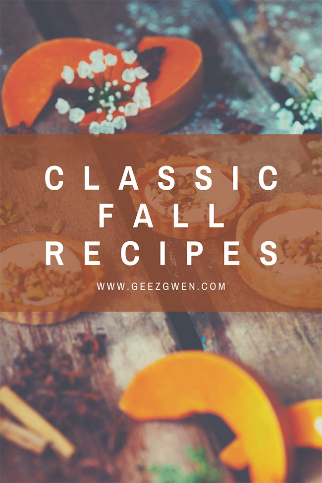 Classic Fall Dishes - This collection of recipes honors the best flavors of harvest season in the most delicious ways.