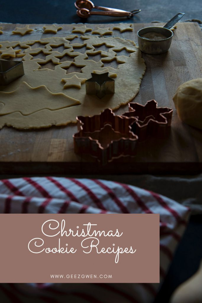 The Top Five Christmas Cookies - get the recipes for our favorite Christmas cookies right here.