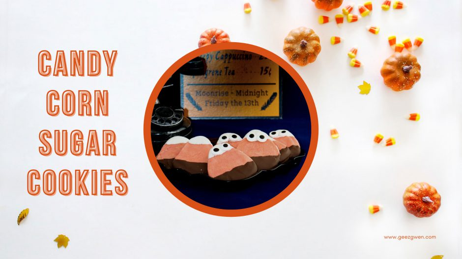 Halloween Treats for kids - Halloween Cookies