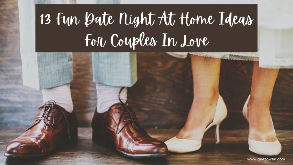 Fun Date Night At Home Ideas for Couples