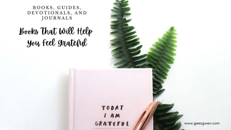 Books About Gratitude