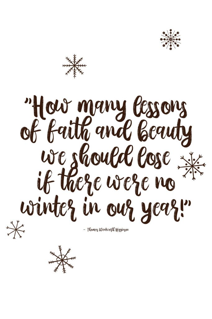 power of snow snow globe quotes and sayings
