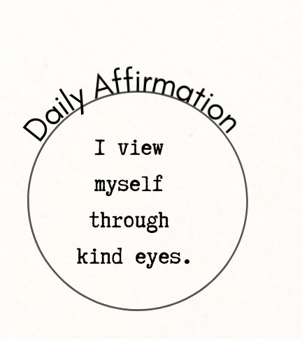 Daily Affirmation Build Self Esteem