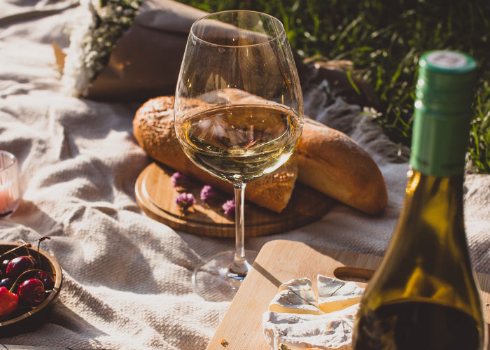 Spring Date Idea One - The Picnic